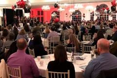 banquet view
