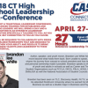 New Date for High School Student Leadership UN-Conference