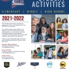 CAS Student Activities: An Exciting Year Ahead