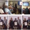Five Administrators Honored at Annual Membership Reception