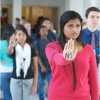 CYL Sponsors Hands Hallway to Stop Bullying
