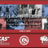 2020 Challenge to Educational Citizenship Virtual Awards Ceremony