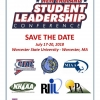 New England Student Leadership Conference Coming in July