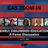 Early Childhood Education - A Panel Discussion