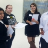 CTHSS Student Congress Members Participate in Leadership Training