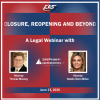 School Closure, Reopening and Beyond – A Legal Webinar