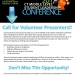 Middle Level Leadership Conference - Call for Presenters