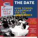 High School Student Leadership Conference - Save the Date