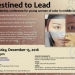 Destined to Lead: A Conference for Young Women of Color